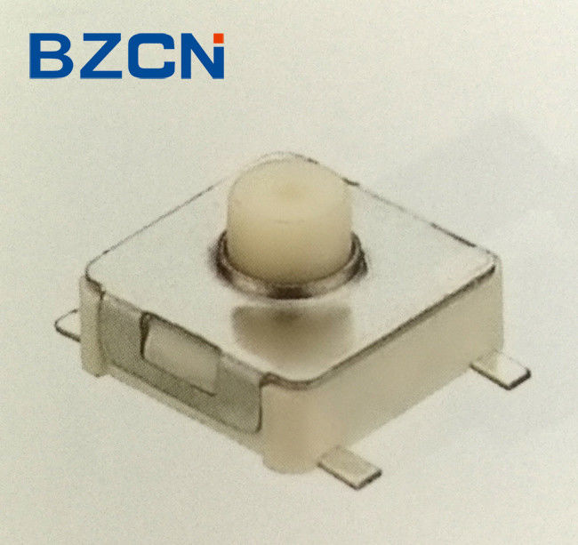 Multi Function Double Action Tactile Switch / SMD Tactile Switch 6.2 X 6.5 Mm